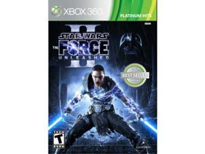 star wars: the force unleashed ii platinum edition  xbox 360