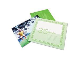 swingline gbc  selfseal repositionable laminating sheets, 3mm., 9 x 12, 10/pack 3747410 dmi pk