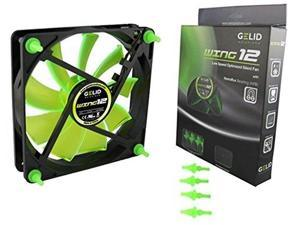 gelid solutions 120mm gamer fan1500 rpm 25dba