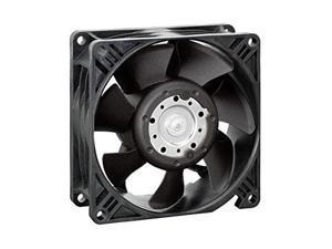ebmpapst 3258j/2hhp dc fans tubeaxial, 92x38mm 48vdc, 138cfm, ball