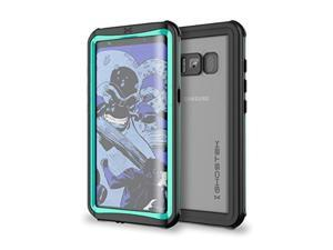 Ghostek Nautical Galaxy S8 Waterproof Case with Screen Protector Extreme Heavy Duty Protection Full Body Shell Underwater Watertight Seal Shockproof Designed for 2017 Galaxy S8 (5.8 Inch) - (Teal)