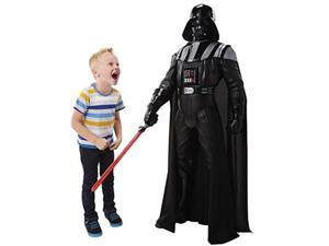 "star wars 48"" darth vader motion activated light & sound battle buddydiscontinued by manufacturer"