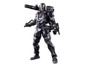 square enix marvel universe war machine variant play arts kai action figure