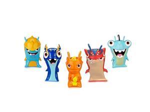 slugterra slug figures toy figure 5 pack