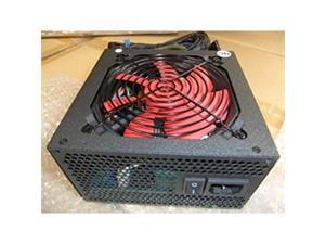 epower technology 103824 epower power supply ep600pm 600w atx12v 2.3 single 120mm cooling fan bare