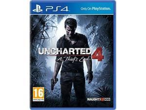 playstation uncharted 4: a thief's end ps4