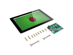 "raspberry pi 10 inch touch screen  sunfounder 10.1"" hdmi 1280x800 ips lcd touchscreen for rpi 3 model b+ 3b 2b lattepanda beagle bone"