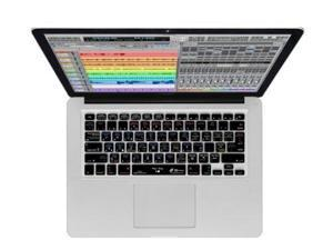 kb covers digital performer keyboard cover fits mac notebook & wireless