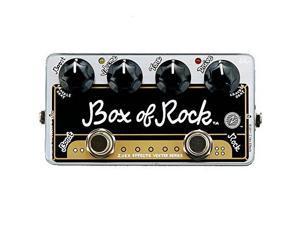 zvex effects vexter box of rock distortion guitar pedal