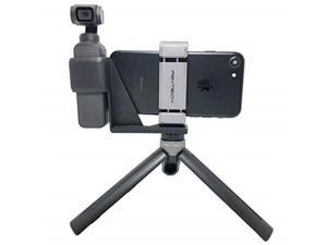 pgytech osmo pocket phone holder set expansion accessories with tripod mini compatible with dji osmo pocket accessories