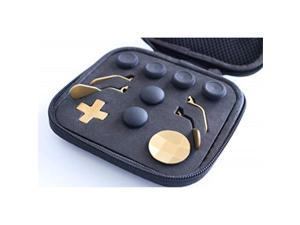 snakebyte elite kit, controller accessories, gold  xbox one