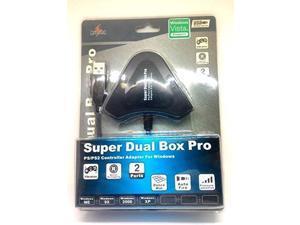 super dual box pro ps2 to pc usb 2 player sku: ps2usbpro