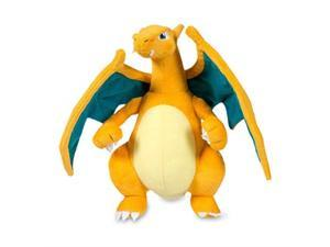 pokmon center: charizard pok plush, 10 inch