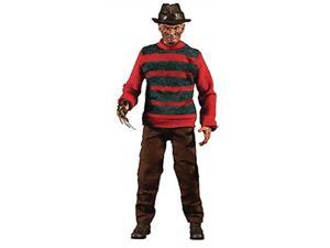 mezco one: 12 collective: a nightmare on elm street: freddy krueger action figure