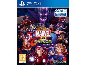 capcom marvel vs infinite ps4