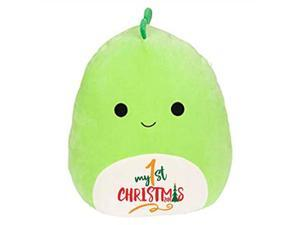 """limited """"my first christmas"""" squishmallow! precustomized for christmas original kellytoy super soft plush toy stuffed animal pet pillow gift danny the dino"""