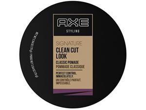 axe signature cleancut look pomade 2.64 oz 10 pack