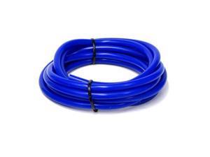 hps htsvh35bluex10 blue 10' length high temperature silicone vacuum tubing hose 60 psi maxium pressure, 3.5mm id