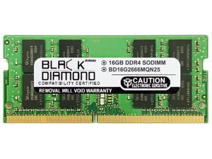 16GB BLACK DIAMOND for Lenovo IdeaPad 720S-15IKB 725 7280 730-15IKB 7380 7440