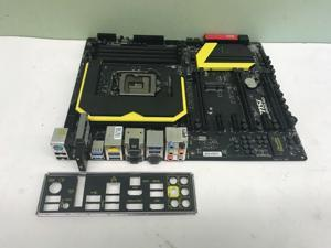 MSI Z87 MPOWER MAX LGA 1150 Intel motherboard With IO Plate
