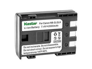 Replacement for Canon Digital Rebel XT Battery Charger 1800mAh 7.4 ...