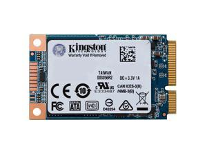 KINGSTON Digital SUV500MS/240G 240GB SSDNOW UV500 mSATA SSD 3.5 Internal Solid State Drive