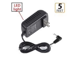 6V AC Adapter Cord For Vtech DECT 6.0 Cordless Phone Base Power Supply Charger