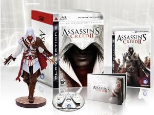 Assassins Creed Ii 2: Master Assassins Edition [Playstation 3 Ps3, Action]