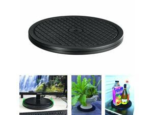 """Multipurpose 10"""" Rotating Turntable Lazy Susan 65 lbs 360 Swivel Home Kitchen"""