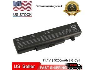 L11S6Y01 Battery for Lenovo IdeaPad Z480 Z380 Y480 Y580 G580 G480 G585 Z580 US
