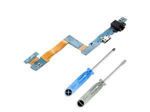MMOBIEL Dock Connector Charging Port Flex Compatible with Samsung Galaxy Tab A 9.7 SM-T550 T555 incl Screwdriver