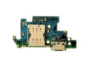 Flex Cable Charge Port SIM Card Reader for Samsung Galaxy A80