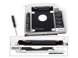 2Nd Hd Sata Hard Drive Caddy For Acer Aspire 5750 5735 5335 Swap Dvr-Td11Rs Dvd