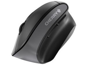 Cherry JW-4500 Wireless Ergonomic Mouse. 6 Buttons. Adjustable DPI. Black and