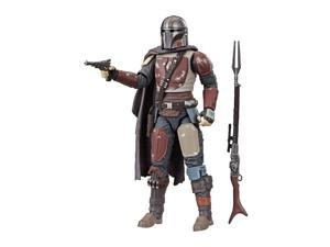 Star Wars The Black Series The Mandalorian Toy 6-Inch Scale Collectible Figure