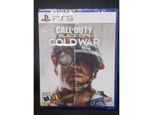 Call of Duty Black Ops: Cold War (PS5 / PlayStation 5)