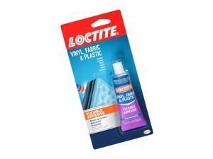 Loctite Vinyl, Fabric and Plastic Repair Adhesive 1-Ounce Tube (1360694)