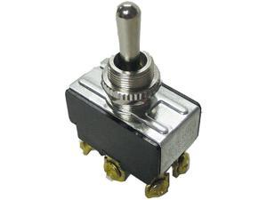 Gardner Bender GSW-123 DPDT Toggle Switch, 20 Amp, 125 Volt