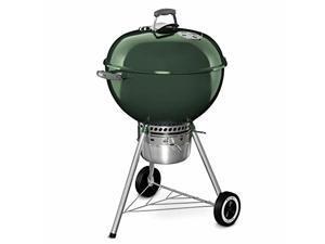 Weber Original Kettle Premium Charcoal BBQ Grill, 22-Inch, Green Rust Resistant