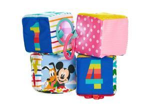 Disney Baby Soft Activity Blocks NEW IN STOCK