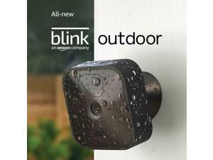All-new Blink Outdoor wireless,weather-resistant HD security camera (1 cam kit)