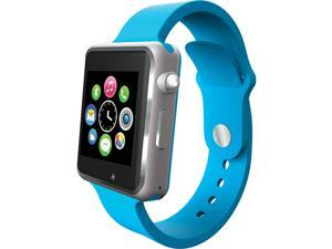 SW300BL SLIDE 1.54 Smart Watch with GSM Phone NEW