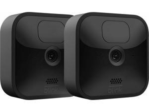 Blink - Outdoor 2 Cam Kitwireless, weather-resistant HD security camera wit...