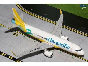 G2CEB2320 Gemini Jets Cebu Pacific A320-200(S) Model Airplane