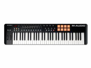 M-Audio Oxygen 61 IV - USB MIDI Keyboard Controller