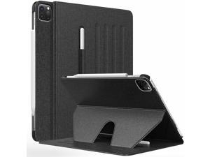 """Moko Case Fit New Ipad Pro 11"""" 2021 3Rd Gen W/ Multi-Angle Magnetic Stand Cover"""