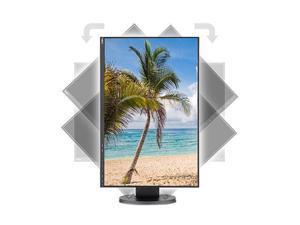 "NEC Display MultiSync EA245WMI-BK 24"" Professional AH-IPS 1920x1200 16:10 Monito"