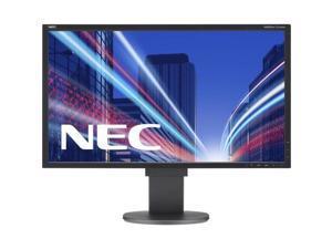 "NEC Display MultiSync EA224WMi 22"" LED LCD Monitor - 16:9 - 14 ms EA224WMI-BK"