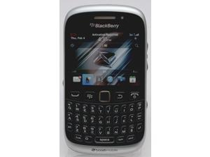 NEW Blackberry 9310 Curve BLACK Smart Phone for Boost Mobile Keyboard cell 3G