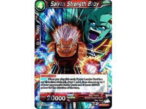 God Charge Vegeta BT1-036 R Holo Foil Dragon Ball Super CCG Mint